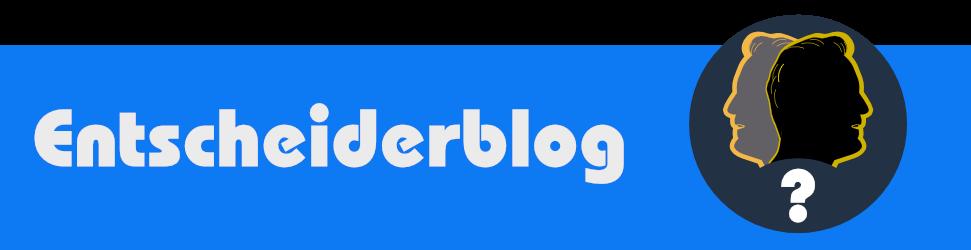 Entscheiderblog
